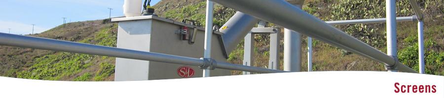 S&L Wastewater Screens