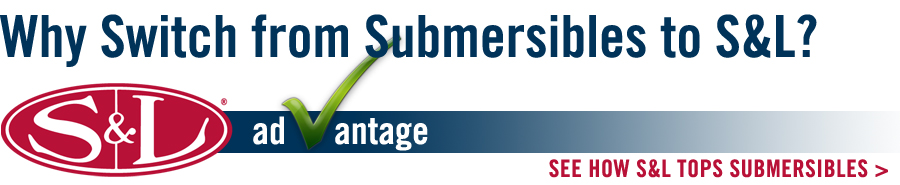 Why Switch from Submersibles to Smith & Loveless Pumping Stations?