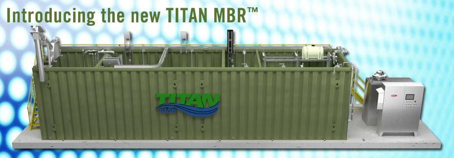 TITAN MBR™ Membrane Bioreactor